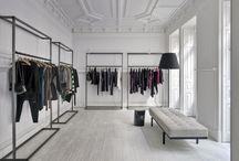 Clothe shops
