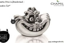 Chamilia Alice in Wonderland Collection