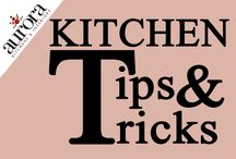 Kitchen Tips and Tricks / All tips and tricks you can do for your kitchen