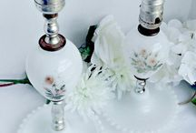 Charming Milk Glass
