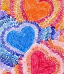 Love ART HeARTs / by Stella Luckey