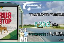 purebus.com off for users July 16 / Online bus ticket booking