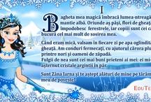 Zâna Iarna - file de poveste