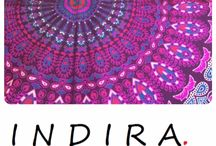 Heminredning, kläder / Blocktryckta textilier från Jaipur