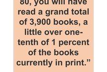 Zitate rund um Bücher
