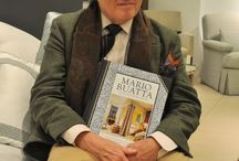 Mario Buatta / Mario Buatta is one of America's foremost decorators. He was born in New York, studied architecture at Cooper Union and attended Parsons School of Design in Europe. After an apprenticeship in the decorating department of B. Altman & Co., he became associated with several decorating firms including Elisabeth Draper, Inc. and then formed his own decorating company. Mr. Buatta will be a featured speaker at the 2013 Antiques and Garden Show.