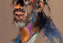 Portret, akt