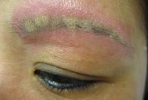 When #PermanentMakeup Goes Wrong / While permanent makeup procedures look safe, what happens when things go wrong? http://www.emmahallbeauty.com/when-cosmetic-tattooing-goes-wrong/