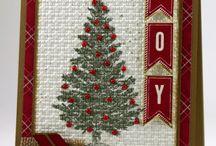 Cards - SU Christmas