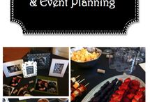 event planning / by Hannah Brown