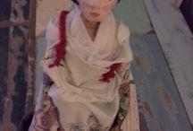 My Fashion dolls. / Dolls cloths.