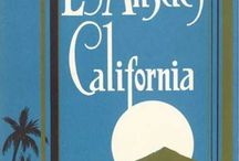 California travel posters / by Sarah Foulkes
