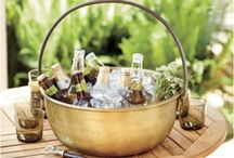 Drinks Bucket/Container ideas