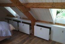 Dachboden Speicher