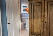 New house bedrooms / by Kyrsten Osborne