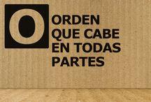 Orden que cabe en todas partes / Cada cajita tiene un hueco que le está esperando. / by IKEA España