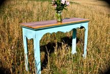Vintage furniture / by Lacey Watson