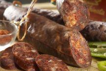 Yorkshire Chorizo / Images of Yorkshire Chorizo