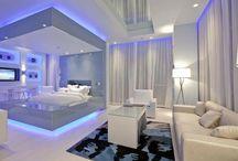 Spavaća soba / Ideje za uredjenje spavaćih soba
