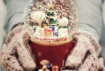 Snow globe♡♡♡