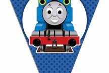 B-Day Thomas the Train