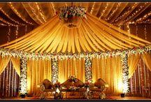 Hindu Wedding Stage