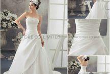 wedding dress / by Alice Smith