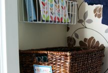 Entryway Organizing / by Celtic Jewel