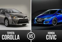Vehicle Matchups / We compare two popular, competitive vehicles and provide our insights.