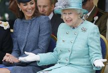 Charming Queen Elizabeth
