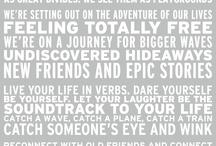 Adventure Awaits / by Elesha Thrasher