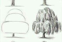 Ağaç çizimi
