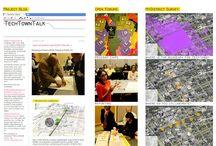 Co-urbanisme / Co-urbanisme, co-construction, urbanisme collaboratif, maitrise d'usage, UX urban design