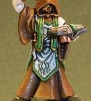 Cthulhu Wars miniatures - Acolyte Cultist