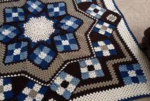 Blanket   afghan  battaniye