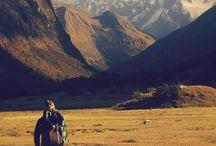 Dağ yürüyüşü
