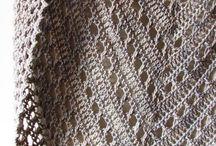 shawls haken en breien