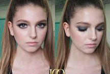 Makeup+Hair by Irene O'Brien / Some of my work