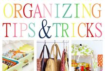 Oodles Of Organization / Ideas and inspiration to keep your Klingbeil Community apartment home organized.
