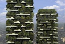 GARDENING VERTICAL ! / by Alice Pouliou