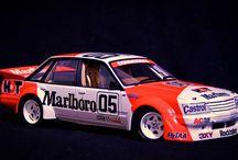 VK Commodore race car