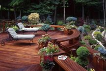 Beautiful decks / by Deck Pro, Inc.