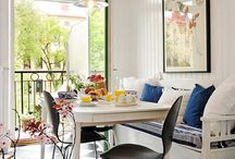 Дизайн квартиры / Дизайн жилой комнаты, кухни, гостинной