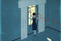 Illustrazioni che ispirano / illustrations_posters