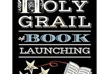 The Holy Grail of Book Launching Secrets and tips / The Holy Grail of Book Launching: Secrets from a bestselling author and friends. Ultimate Launching Companion and step-by-step guide  https://www.amazon.com/dp/B01NBAYM0L