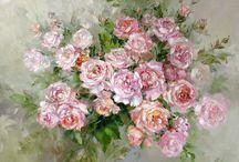 цветы. рисунки