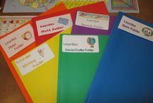 Classroom Organization / by Rebecca Belcher