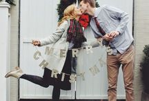 christmas couple pictures