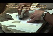 Pittura su Tavola - Video