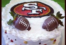49ers / 49ers cake